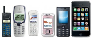 mobiel-geschiedenis